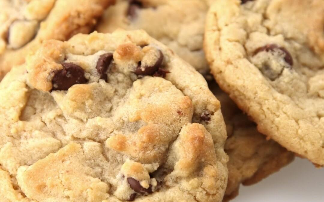 Mirror Lake Chocolate Chip Cookies