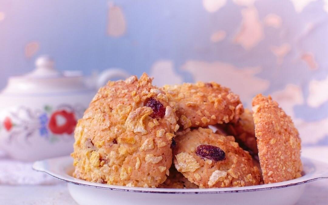 Cherry Wink cookies