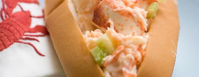 Lobster Salad Roll Recipe