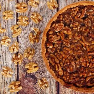 Maple Walnut Pie Recipe
