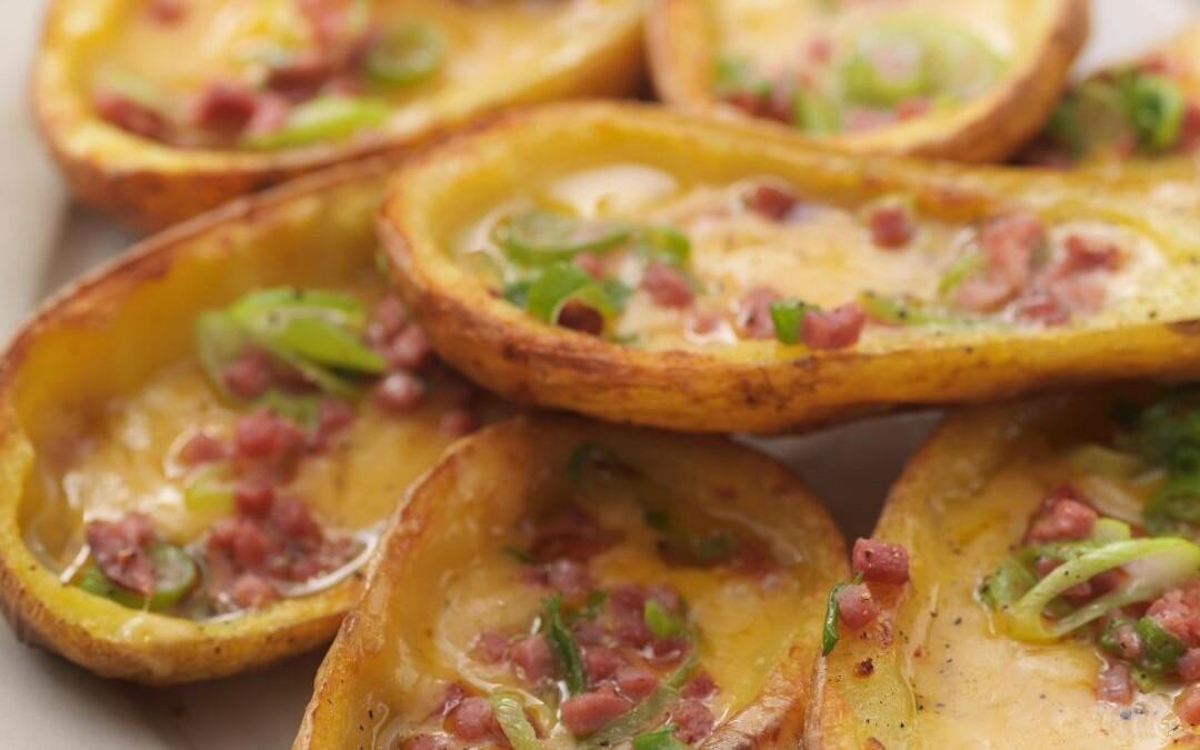 Potato Skin Recipe